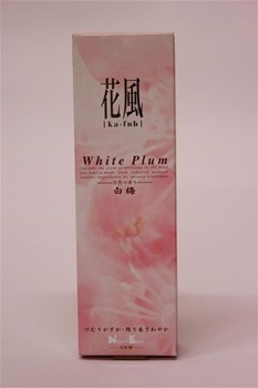 Ka fuh white plum x 120 varillas