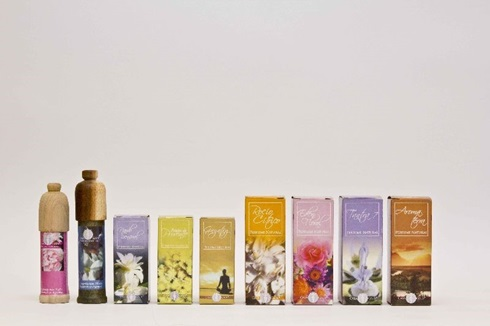 Perfume rosa mistica 4.5 ml