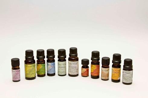 Aceite hisopo decumbens