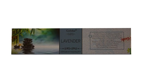 Goloka linea aromaterapia lavanda x 15 gramos