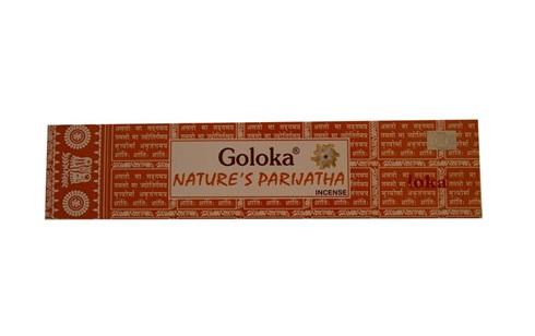 Goloka linea natural parijata x 15 gramos