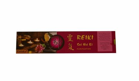 Goloka Linea Reiki Purification X 15 Grs