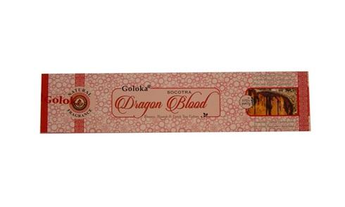 Goloka Linea Herbal Dragon Blood X 15 Grs
