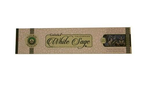 Goloka linea herbal white sage x 15 gramos