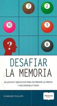 Desafiar la memoria