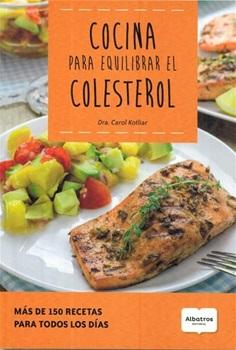 Cocina para equilibrar el colesterol