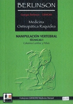 Berlison I Medic Osteopatica Raquidea Columna Lumbar