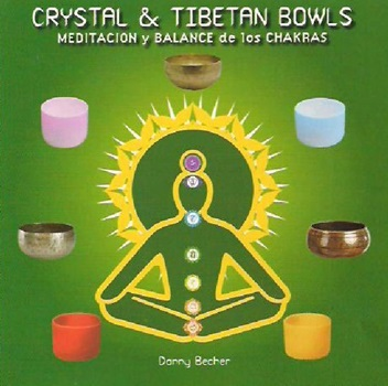 Crystal & tibetan bowls