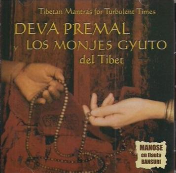 Deva premal y los monjes gyuto del tibet