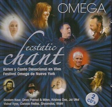 Ecstatic chant - omega