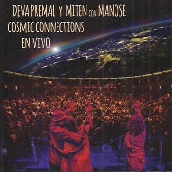Cosmic connections en vivo