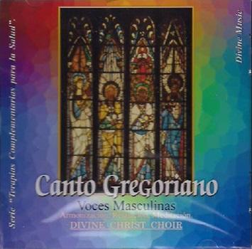 Canto gregoriano voces masculinas