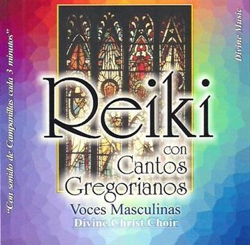 Reiki cantos gregorianos-voces masculinas