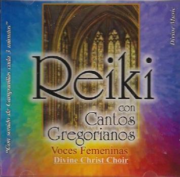 Reiki con cantos gregorianos voces femeninas