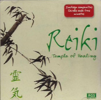 Reiki -temple of healing