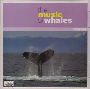 Music of whales the