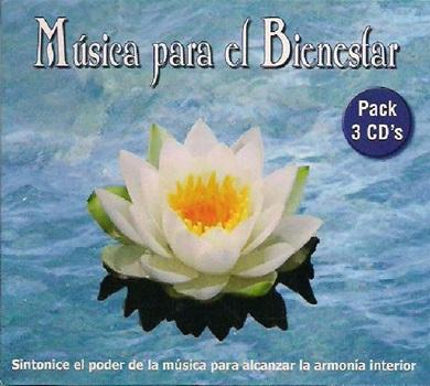 Musica para el bienestar 3 cd