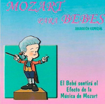 Mozart p/bebes selc especial