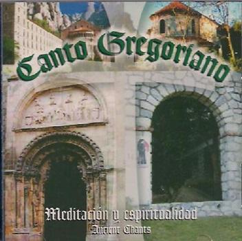 Canto gregoriano medit. y espiritual.