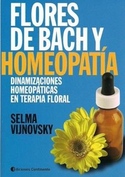 Flores de bach y homeopatia