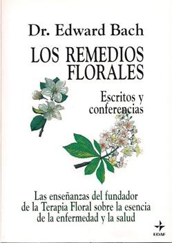 Los remedios florales escritos y conferencias