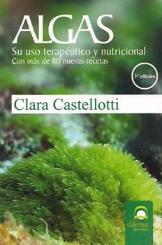 Algas su uso terapéutico y nutricional