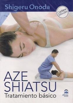 Aze shiatzu - tratamiento basico - dvd + libro