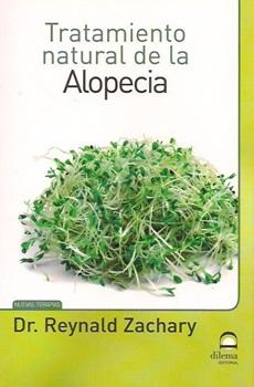 Tratamiento natural de la alopecia