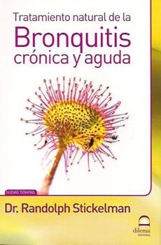 Tratamiento natural de la bronquitis cronica y aguda