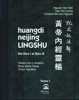 Huangdi neijing lingshu (t i)del libro i al libro iii