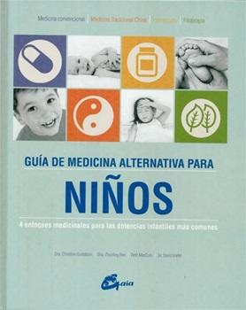 Guia de medicina alternativa para niños