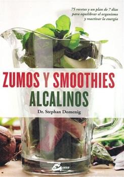 Zumos y smoothies alcalinos