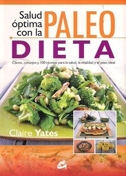 Salud optima con la paleo dieta