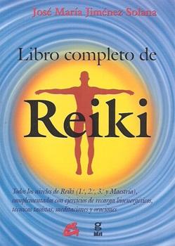 Libro completo del reiki
