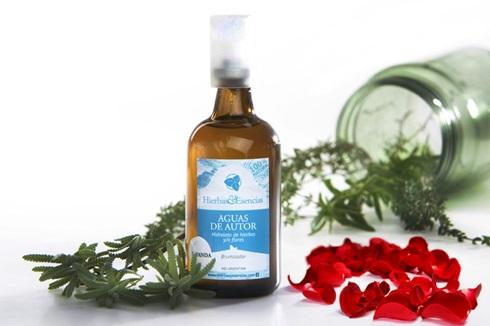 Hidrolato de aceite esencial de rosas x 120 cc