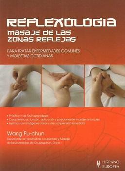 Reflexologia - masaje de las zonas reflejas