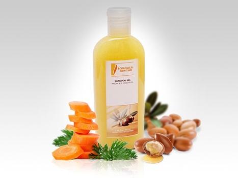 Argan + Caroteno Shampoo Revitalizante X 260 Ml