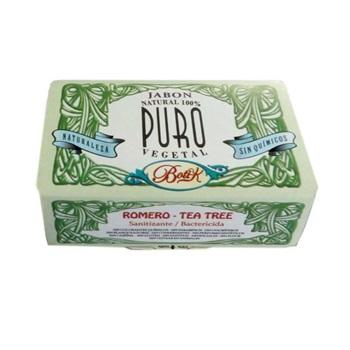 Romero y tea tree x 85 gramos