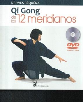 Qi gong de los 12 meridianos con dvd