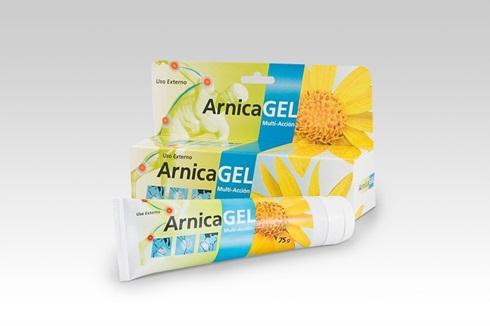 Arnica gel x 75 gramos