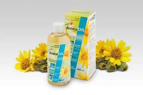 Arnica oil x 100 ml