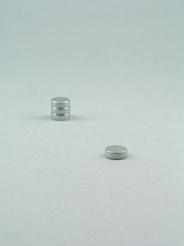 Imanes 9 mm 4 unidades