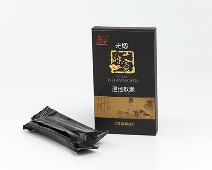 Rollos de moxa sin humo caja x 5