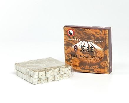 Moxa Mini Para Aguja Caja X 200