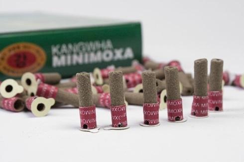 Moxa conitos autoadhesivos kangwha 55 a 60 grados caja x 180