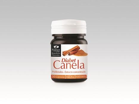 Capsulas De Canela Diet X 50