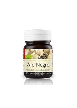 Capsulas De Ajo Negro Antioxidante Y Energia Biodisponible