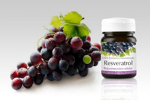 Capsulas De Resveratrol X 50
