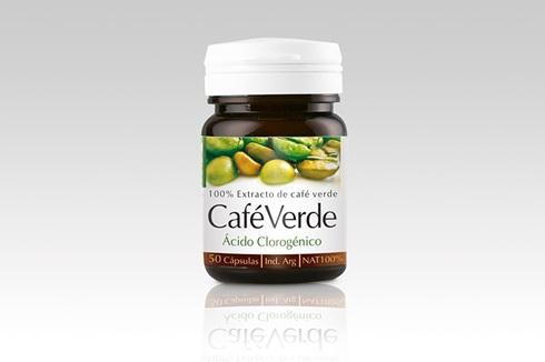 Capsulas De Cafe Verde X 50