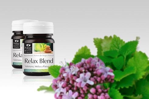 Capsulas relax blend x 50